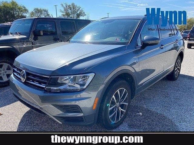 2018 Volkswagen Tiguan SE for sale in Norristown, PA