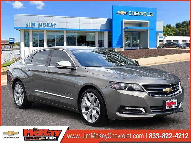 2019 Chevrolet Impala Premier for sale in Fairfax, VA