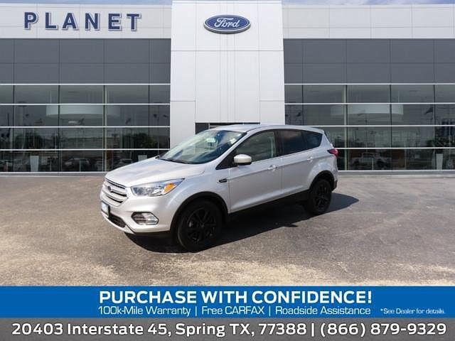 2019 Ford Escape SE for sale in Spring, TX