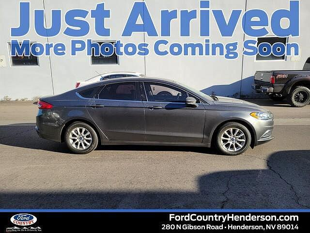 2017 Ford Fusion S for sale in Henderson, NV