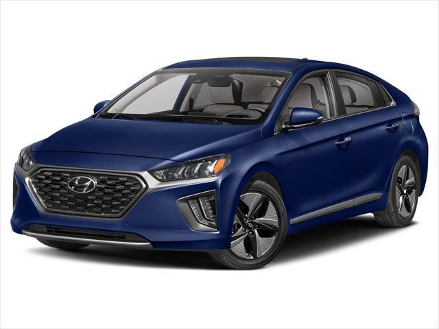 2022 Hyundai Ioniq Hybrid Limited for sale in Manassas, VA