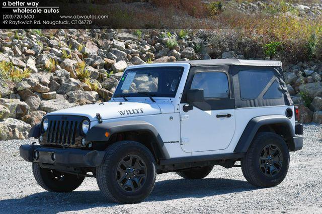 2015 Jeep Wrangler Willys Wheeler for sale in Naugatuck, CT