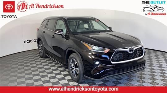 2021 Toyota Highlander XLE for sale in Coconut Creek, FL