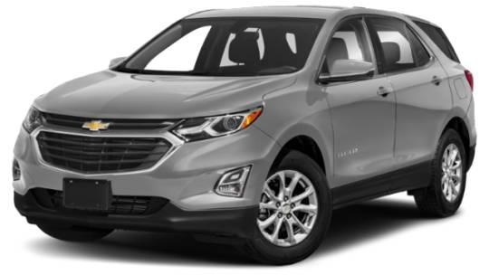 2020 Chevrolet Equinox LT for sale in College Park, MD