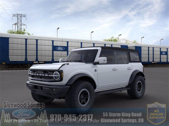 2021 Ford Bronco Base/Big Bend/Black Diamond/Outer Banks/Badlands/Wildtrak for sale in Glenwood Springs, CO