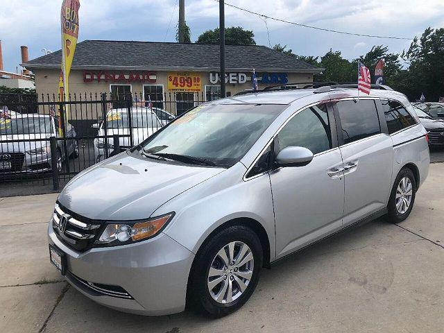 2015 Honda Odyssey EX for sale in Baltimore, MD