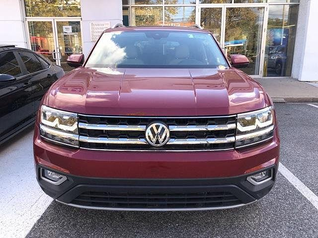 2019 Volkswagen Atlas 3.6L V6 SEL Premium for sale in Rockville, MD