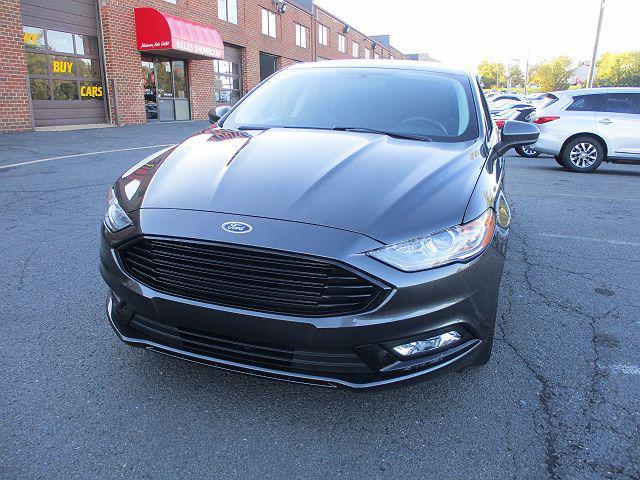 2017 Ford Fusion SE for sale in Manassas Park, VA