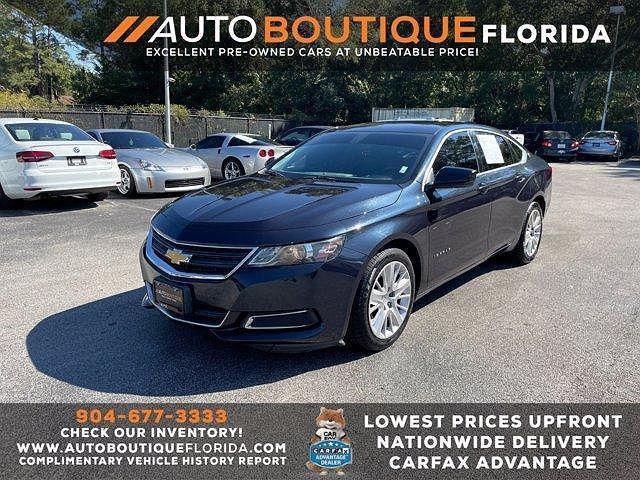 2014 Chevrolet Impala LS for sale in Jacksonville, FL