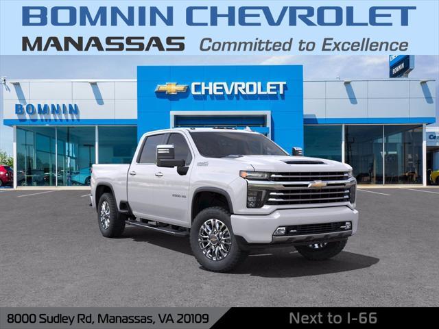 2022 Chevrolet Silverado 2500HD High Country for sale in Manassas, VA