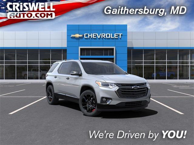 2021 Chevrolet Traverse Premier for sale in Gaithersburg, MD