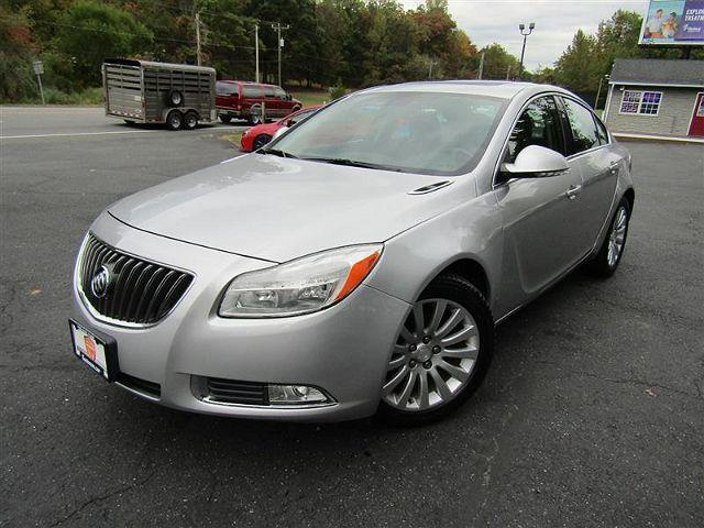 2012 Buick Regal Base for sale in Stafford, VA