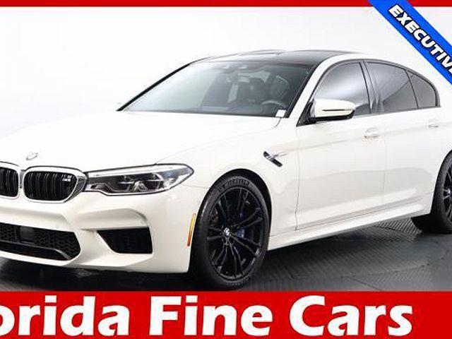2018 BMW M5 Sedan for sale in Margate, FL