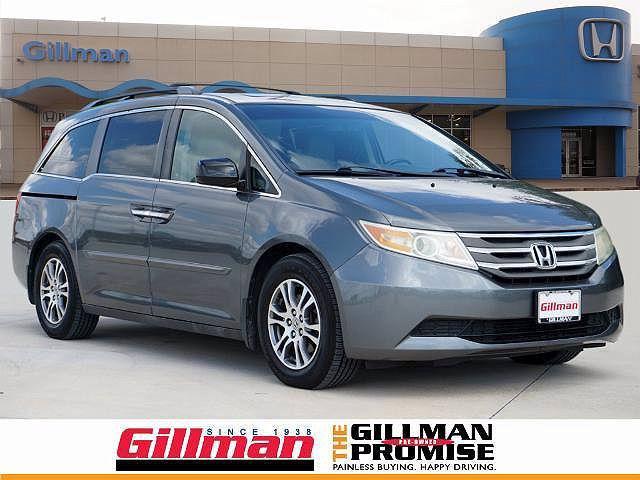 2011 Honda Odyssey EX-L for sale in Selma, TX
