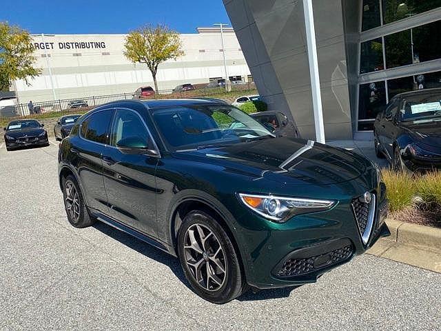 2020 Alfa Romeo Stelvio Ti for sale in Germantown, MD