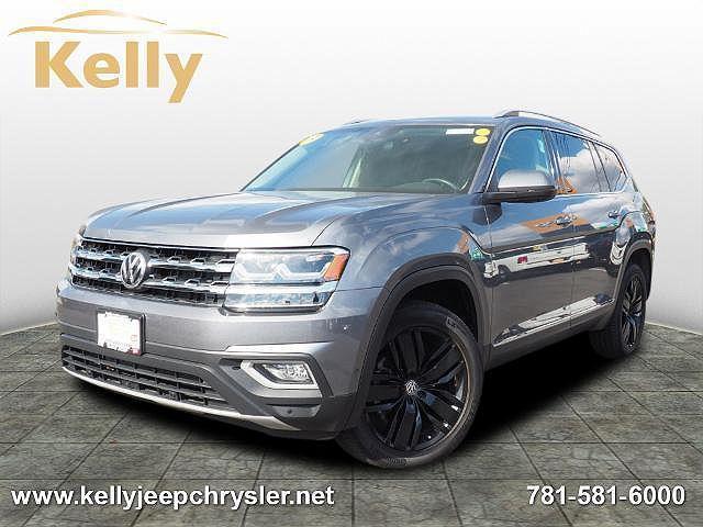 2019 Volkswagen Atlas 3.6L V6 SEL Premium for sale in Lynnfield, MA
