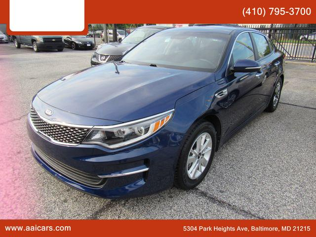2018 Kia Optima LX for sale in Owings Mills, MD
