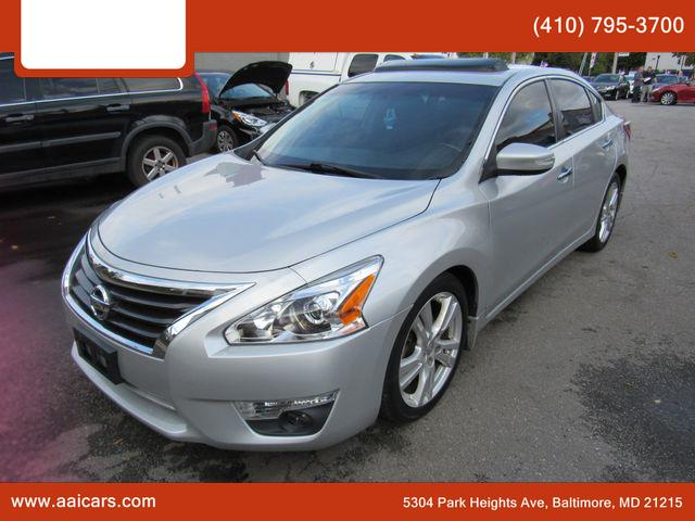 2013 Nissan Altima 3.5 SL for sale in Owings Mills, MD