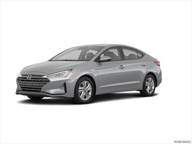 2019 Hyundai Elantra SEL for sale in Saint Petersburg, FL