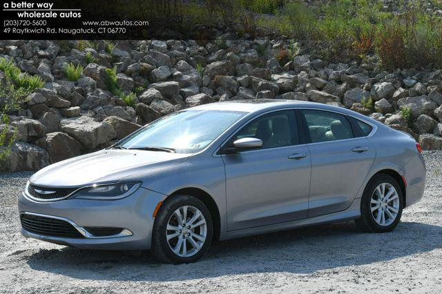 2015 Chrysler 200 Limited for sale in Naugatuck, CT