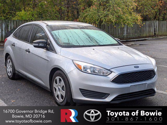 2017 Ford Focus S for sale in Bowie, MD