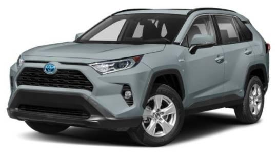 2021 Toyota RAV4 Hybrid XLE for sale in Waukegan, IL