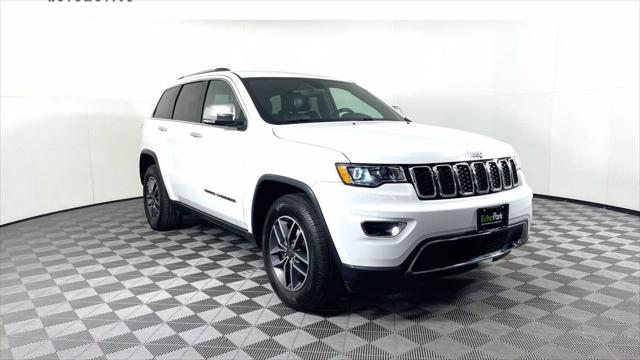 2019 Jeep Grand Cherokee Limited for sale in Houston, TX