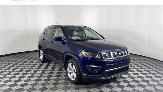 2018 Jeep Compass Latitude for sale in Houston, TX