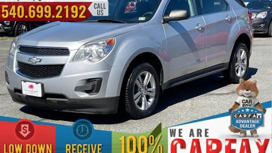 2014 Chevrolet Equinox LS for sale in Stafford, VA