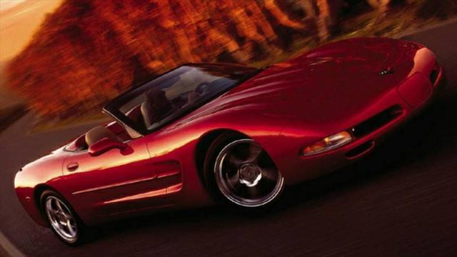 2002 Chevrolet Corvette 2dr Convertible for sale in Vienna, VA