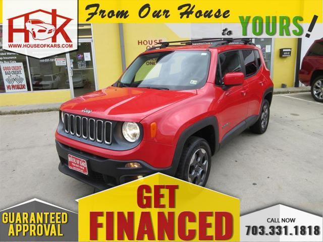 2016 Jeep Renegade Latitude for sale in Manassas, VA