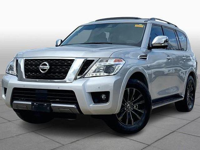 2020 Nissan Armada Platinum for sale in Houston, TX