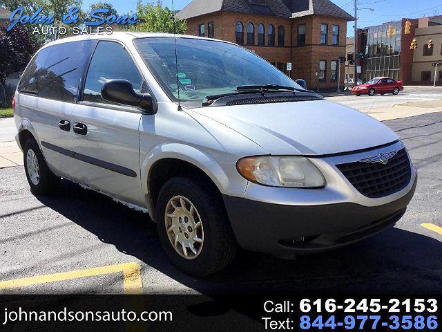 2002 Chrysler Voyager Base for sale in Grand Rapids, MI