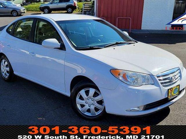 2010 Hyundai Elantra GLS for sale in Frederick, MD