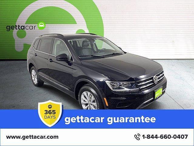 2018 Volkswagen Tiguan SE for sale in Philadelphia, PA