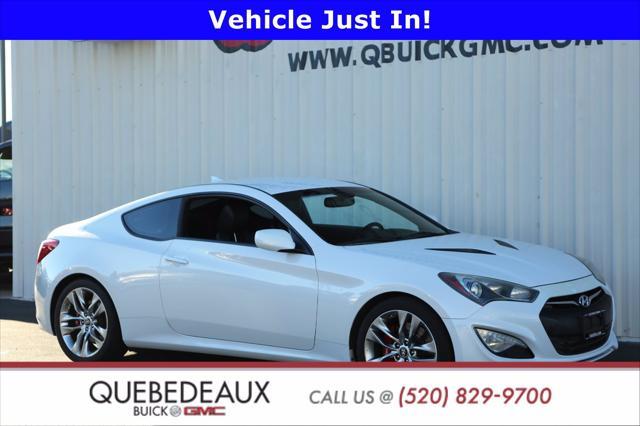 2014 Hyundai Genesis Coupe for sale near Tucson, AZ