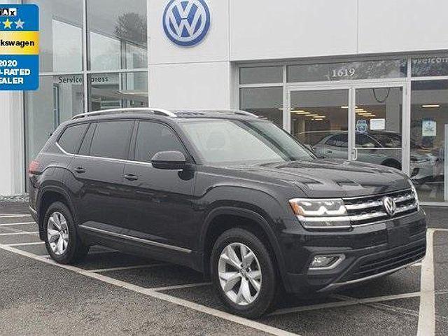 2018 Volkswagen Atlas 3.6L V6 SEL for sale in Raynham, MA