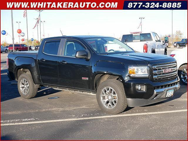 2017 GMC Canyon 4WD SLE for sale in Forest Lake, MN