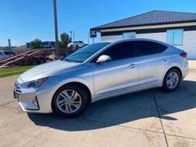 2019 Hyundai Elantra SEL for sale in Frankfort, IL