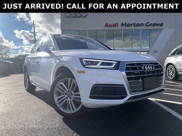 2018 Audi Q5 Premium Plus for sale in Morton Grove, IL