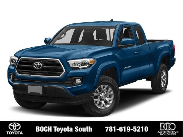 2018 Toyota Tacoma SR5 ACCESS CAB 6' BED V6 4X4 AT Extended Cab Pickup