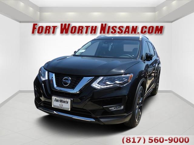 2018 Nissan Rogue SL Sport Utility Fort Worth TX