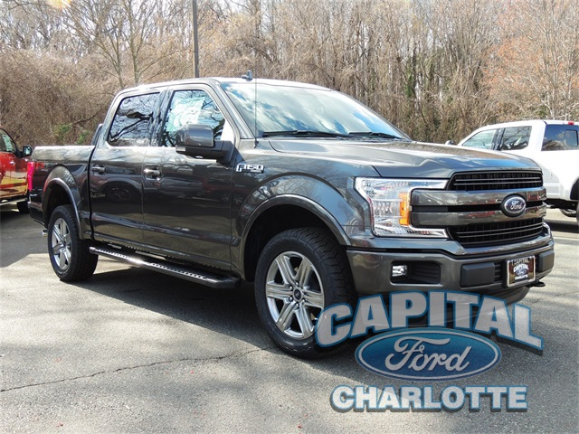 2018 Ford F-150 LARIAT 4D SuperCrew Charlotte NC