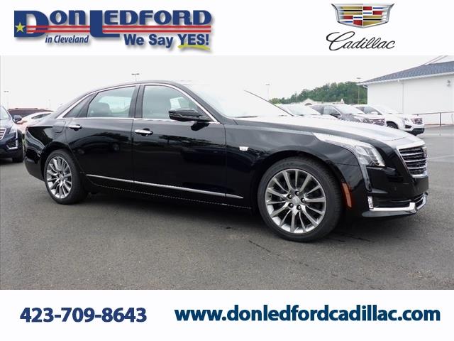 2017 Cadillac CT6 Sedan Premium Luxury AWD