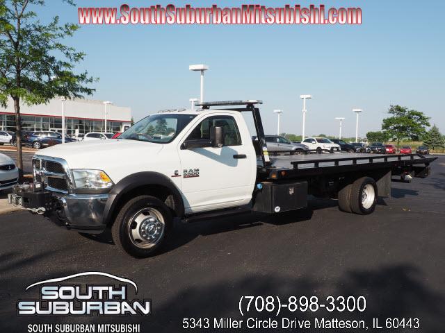 2015 Ram 5500 Tradesman for sale in MATTESON, IL