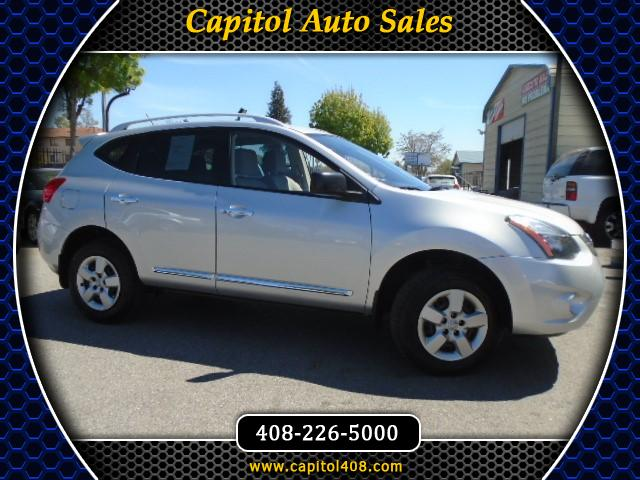 Location: San Jose, CA2014 Nissan Rogue Select S in San Jose, CA