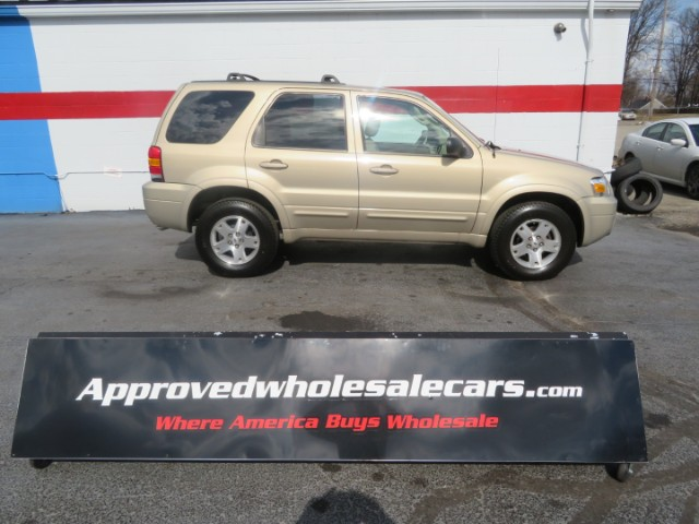 Location: Louisville, KY2007 Ford Escape Limited in Louisville, KY