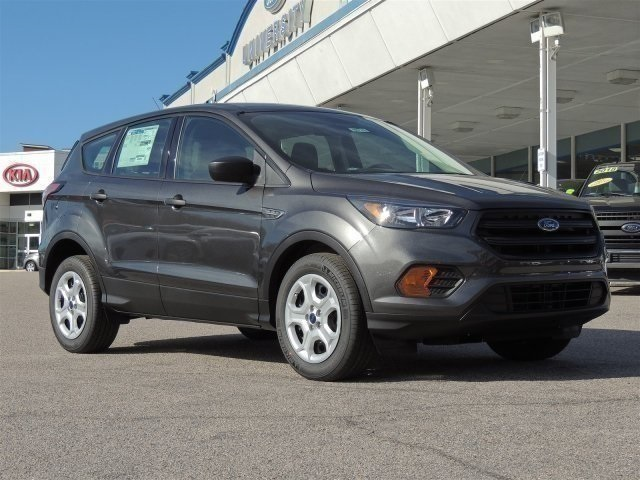 2018 Ford Escape S Sport Utility Chapel Hill NC