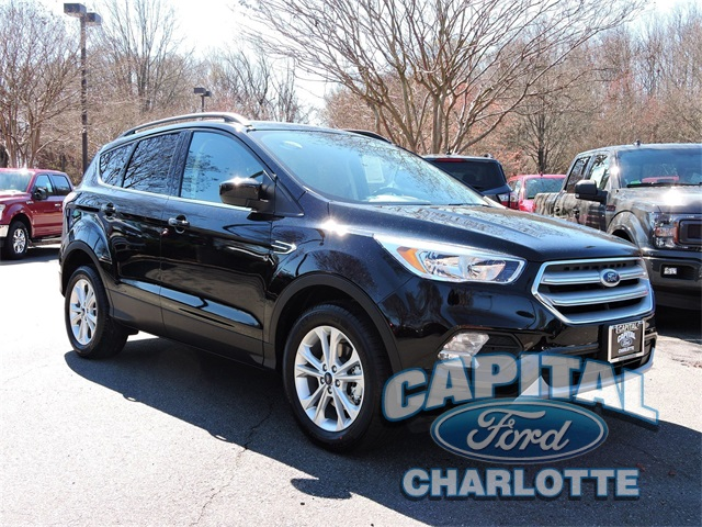 2018 Ford Escape SE 4D Sport Utility Charlotte NC