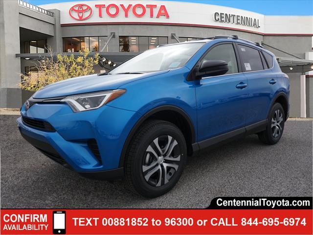 2018 Toyota RAV4 LE Sport Utility Las Vegas NV